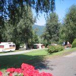 Emplacements Caravanes au Camping du Lac Argelès-Gazost