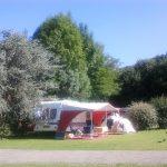 Emplacement caravane Camping du Lac Argelès-Gazost