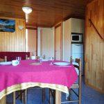 Intérieur Chalet Camping du Lac