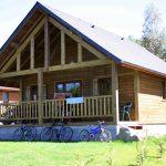 Location Chalet Camping du Lac Argelès-Gazost dans les Hautes-Pyrénées