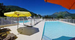 Camping Frankrijk Pyreneeën met zwembad