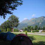 Emplacement tentes Camping du Lac Argelès-Gazost